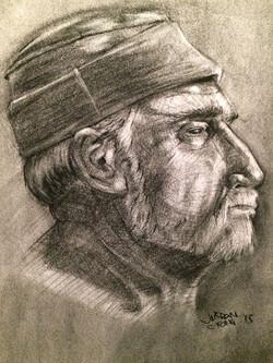 Portrait Study, 3hrs