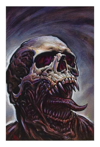 """""""Ravenous"""" - Print"""