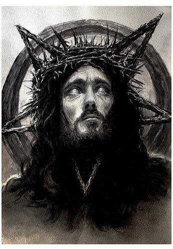 Not Your Savior- Satin