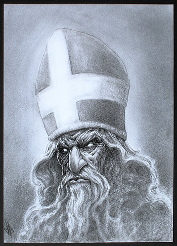 Old Saint Nick is Tired of Your B.S.