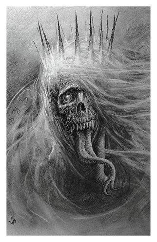 Wraith - Print