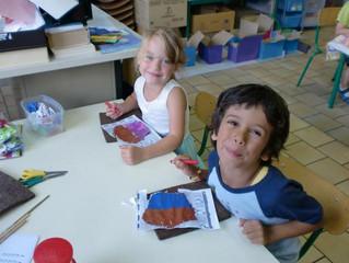 Septembre en maternelle