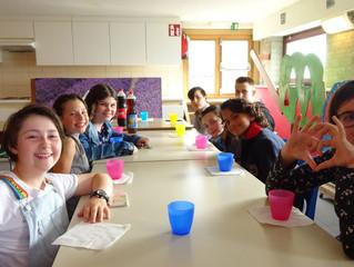 Bravo aux élèves de 6ème année !