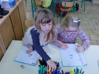 Janvier en maternelle (activités)