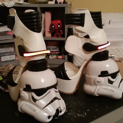 Stormtrooper Heels
