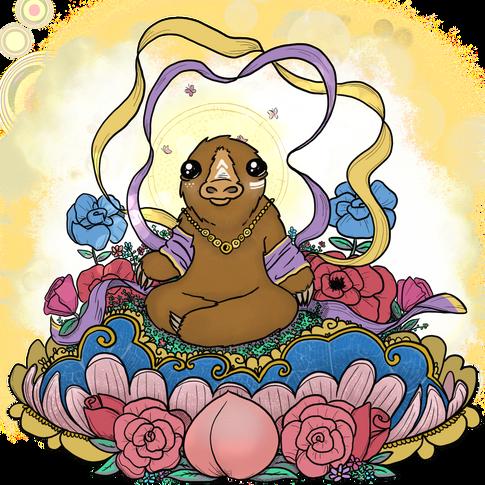 Sacred Sloth