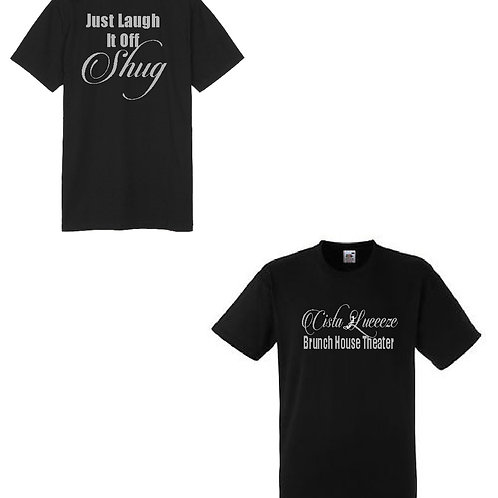 Cista Lueeeze T-Shirt (1X - 4X)