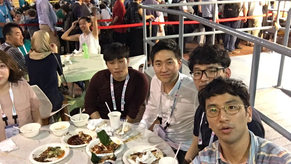 2016 ISMRM in Singapore