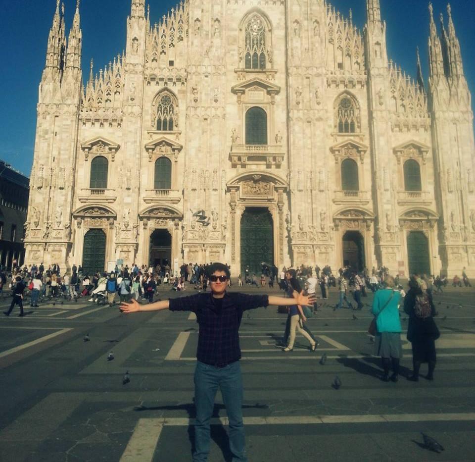 2014 ISMRM in Milan