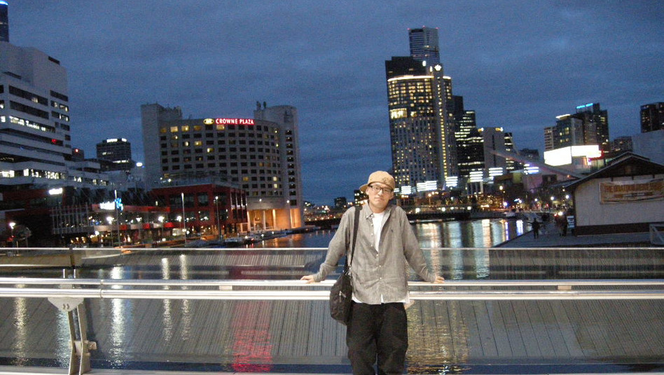 2012 ISMRM in Melbourne