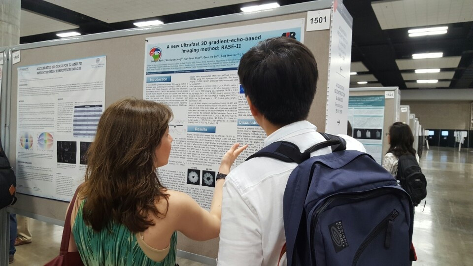2017 ISMRM in Hawaii