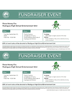 Thumbnail - Fundraiser - Dine & Donate -