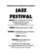 2018-2019 - FSUSD Jazz Festival Flyer.pn