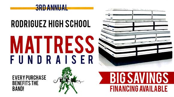 2019-2020 - Mattress Fundraiser - Header