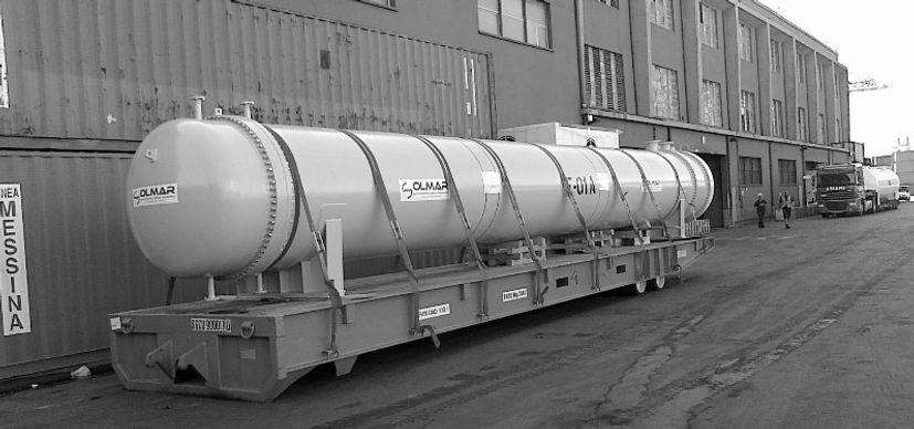 Wet Crude Oil Dehydrator
