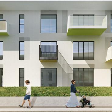 Maria Rain residential complex