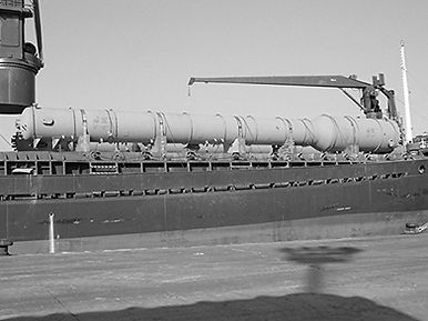 LPG Column - Iraq