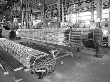 Heat Exchangers Bundles