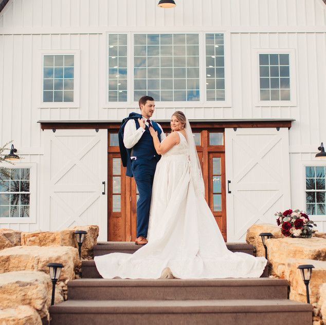 The Grayson House Uniontown Wedding Photography