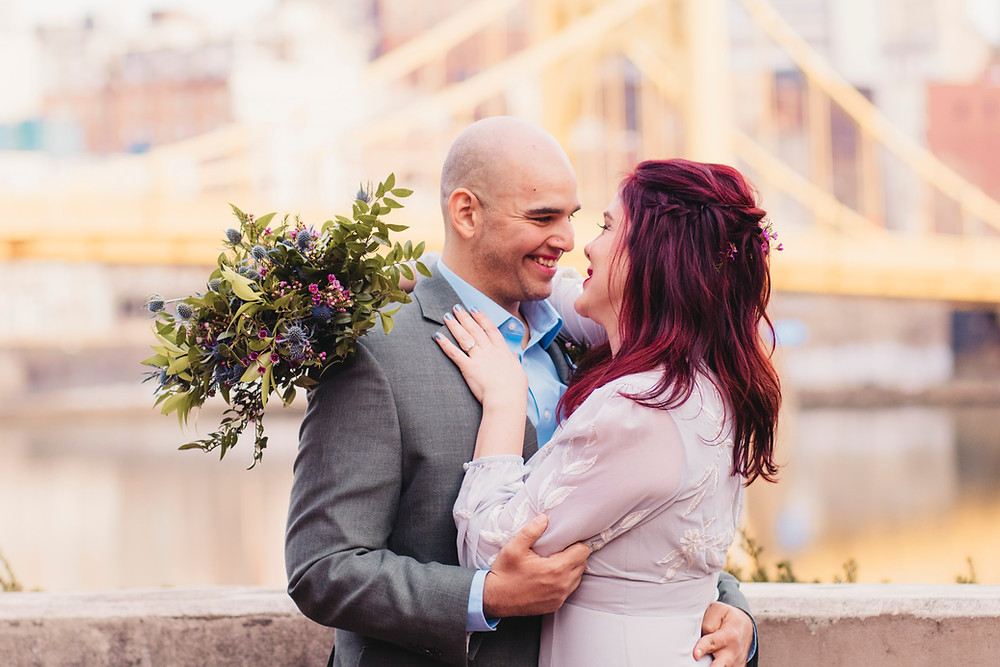 Pittsburgh Pennsylvania Elopement Photographer - Wild North Weddings