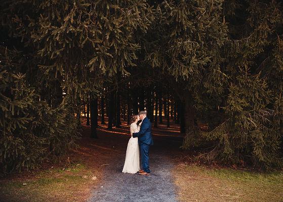 Pennsylvania Elopement - Adventure Wedding Photographer Wild North Weddings