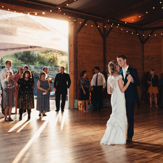 The Barn at Maple Falls - Wedding Photography