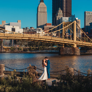 Pittsburgh Pennsylvania Wedding Photographer