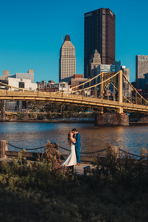 Pittsburgh, Pennsylvania Wedding + Elopement Photographer Wild North Weddings