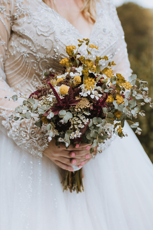 Elopement Bouquet - Pittsburgh Pennsylvania Wedding Photographer