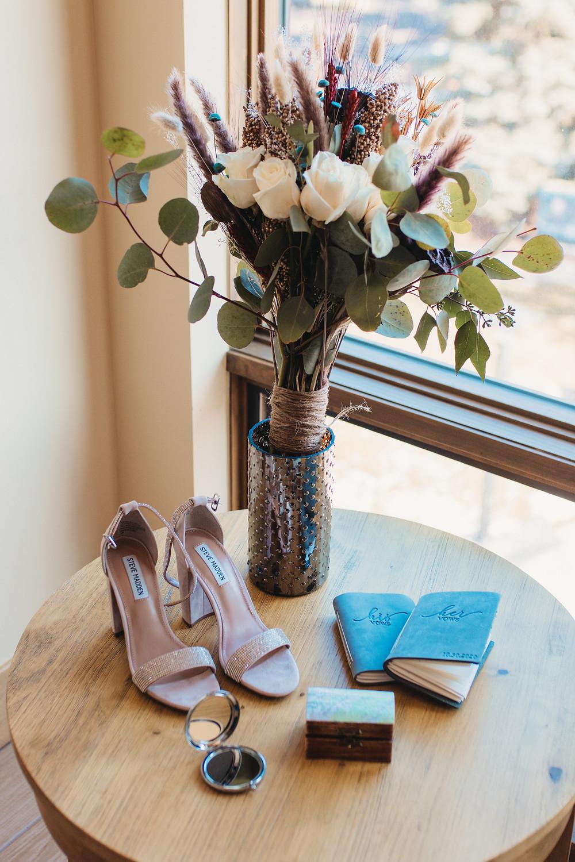 DIY Elopement Bridal Bouquet - Avon, CO