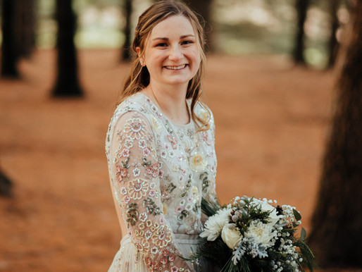 Bouquets for Elopements & Adventure Weddings