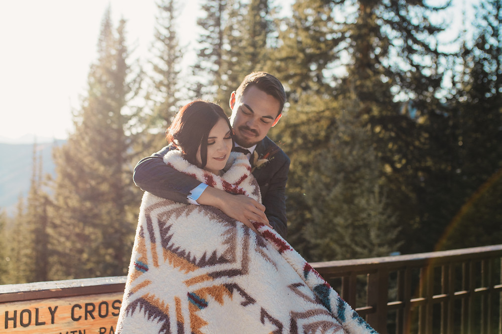 White River National Forest Elopement