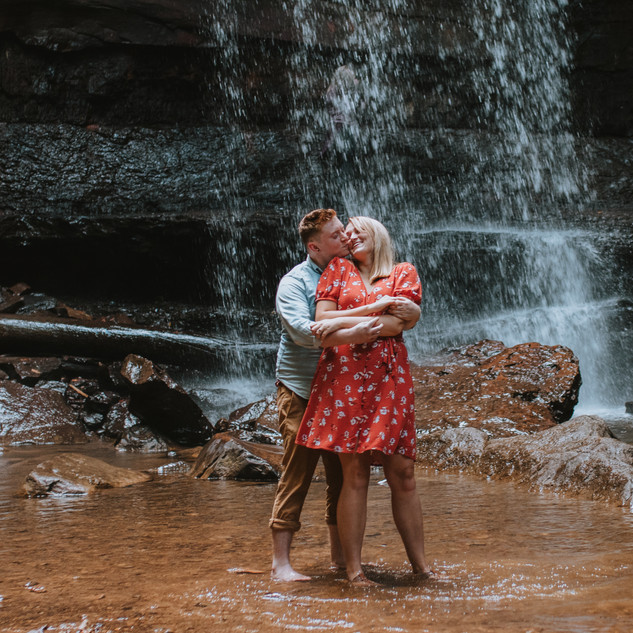 Pittsburgh Pennsylvania Ohiopyle Wedding Photographer