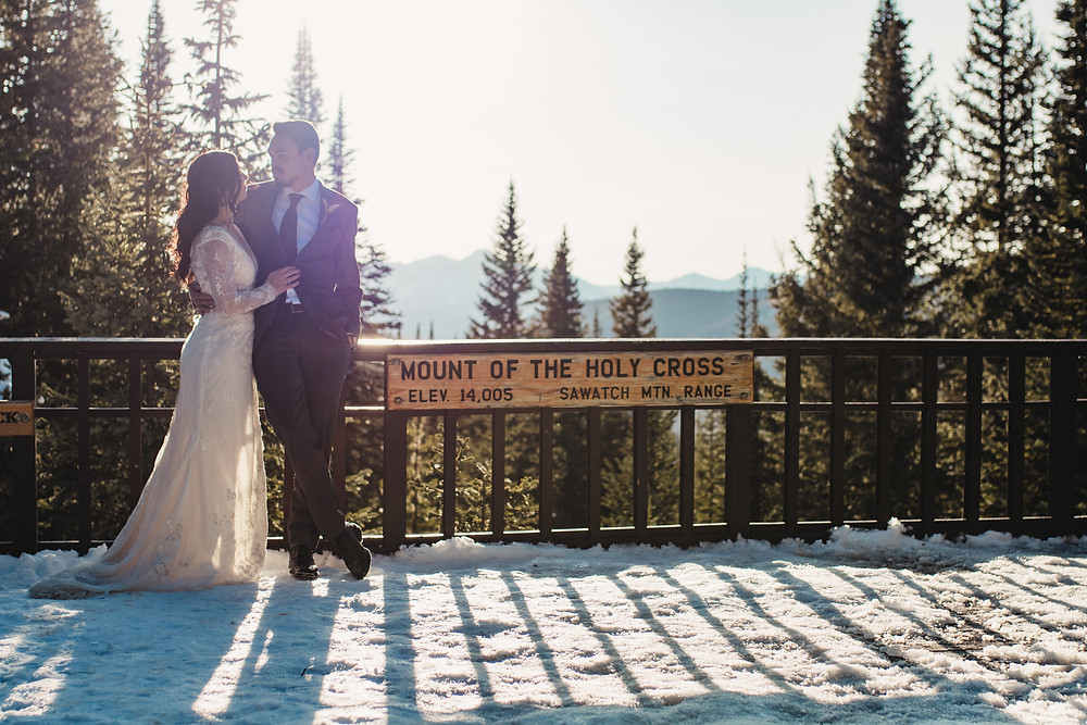 Mount of the Holy Cross Elopement