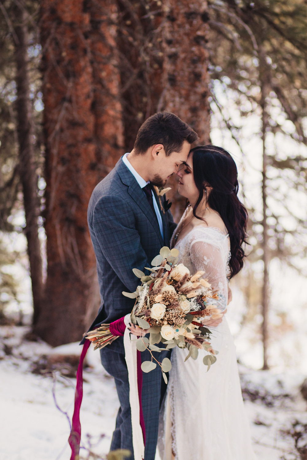 Colorado Forest Elopement - White River National Forest