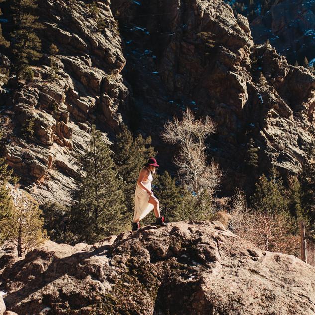 Eldorado Canyon Boulder Colorado Wedding Photographer