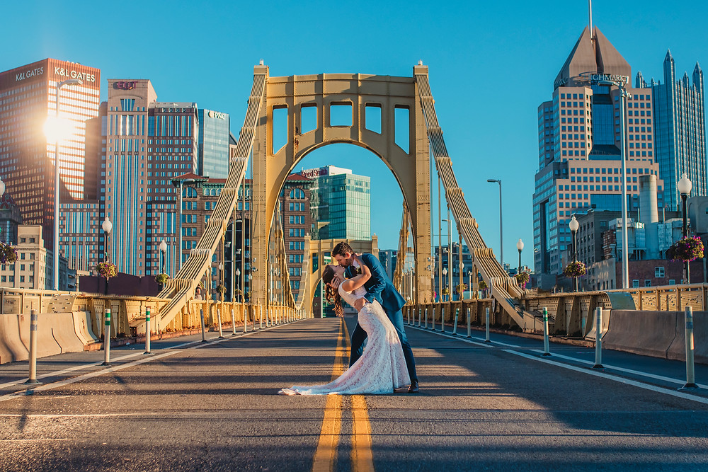 Pittsburgh Pennsylvania Elopement and Wedding Photographer - Wild North Weddings
