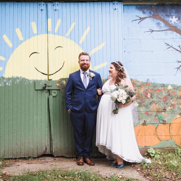 Pittsburgh Pennsylvania Wedding Elopement Photographer