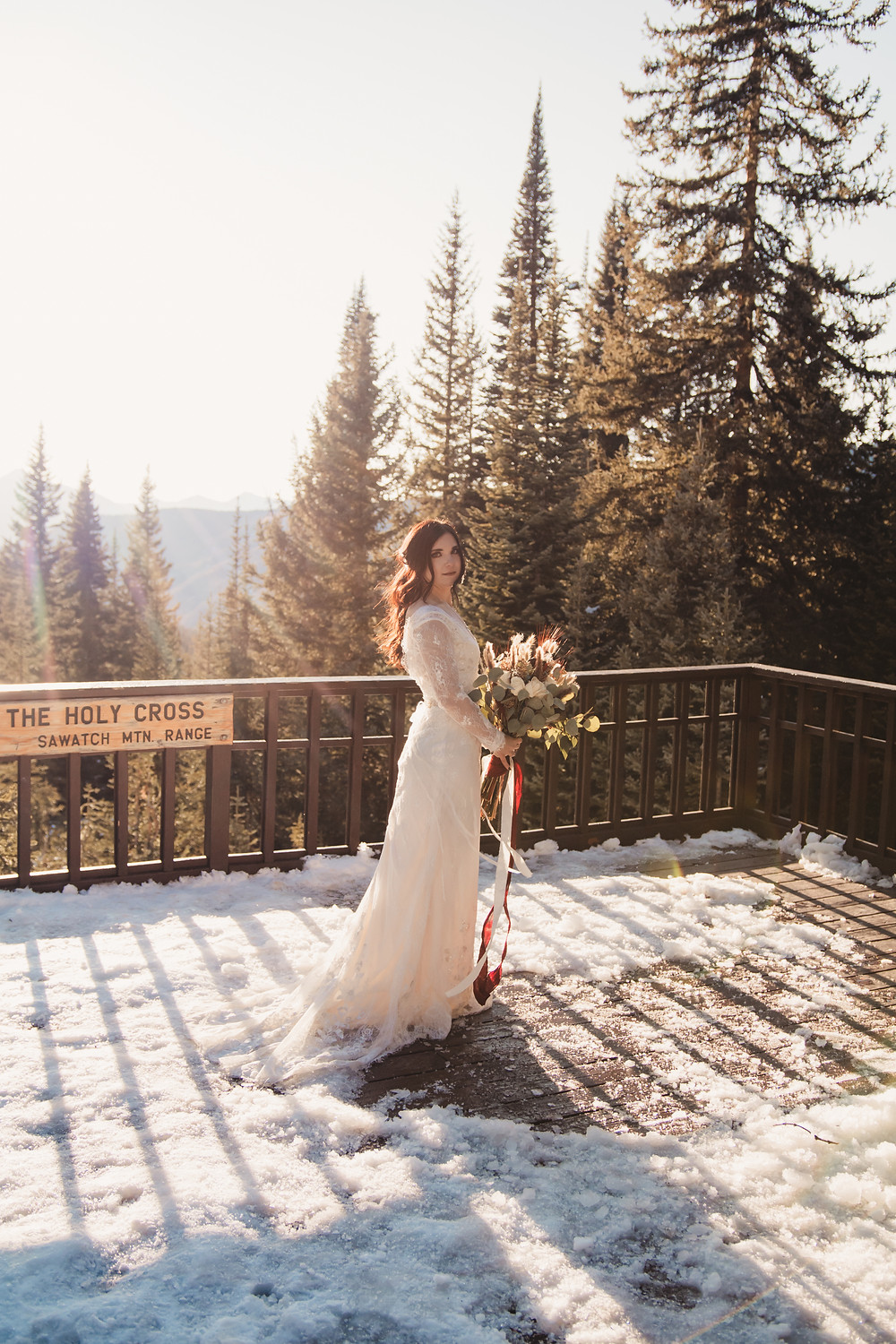 White River National Forest - Microwedding