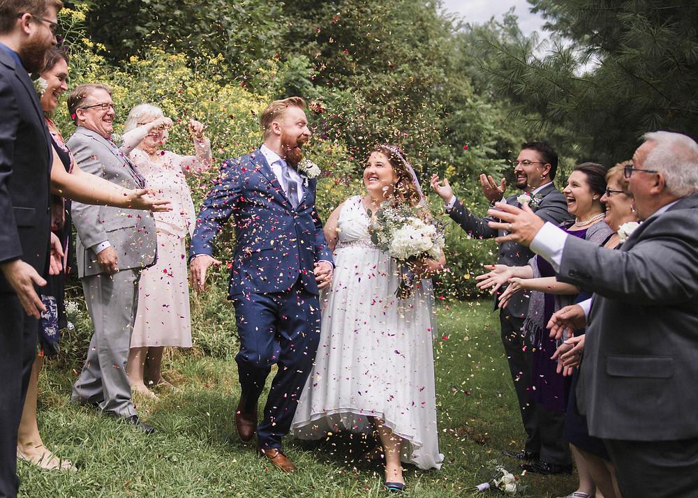 Pittsburgh Pennslvania Wedding and Elopement Photographer - Wild North Wedding