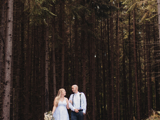 Savage River Forest Elopement