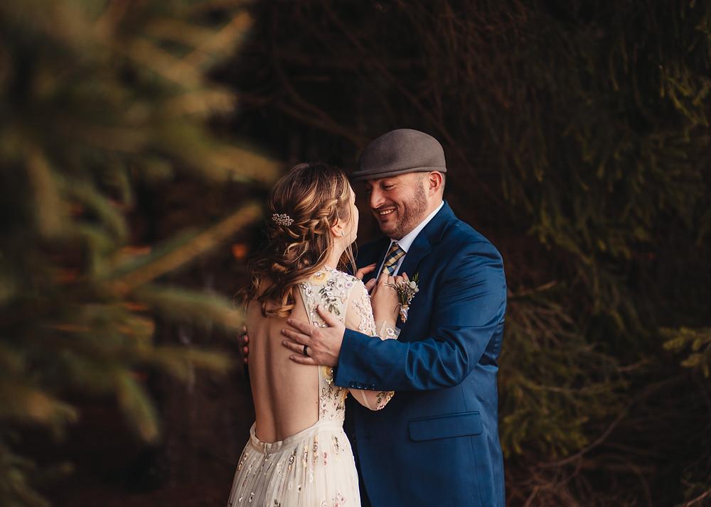 Pittsburgh Pennsylvania Elopement Photographer - Wild North Weddingss