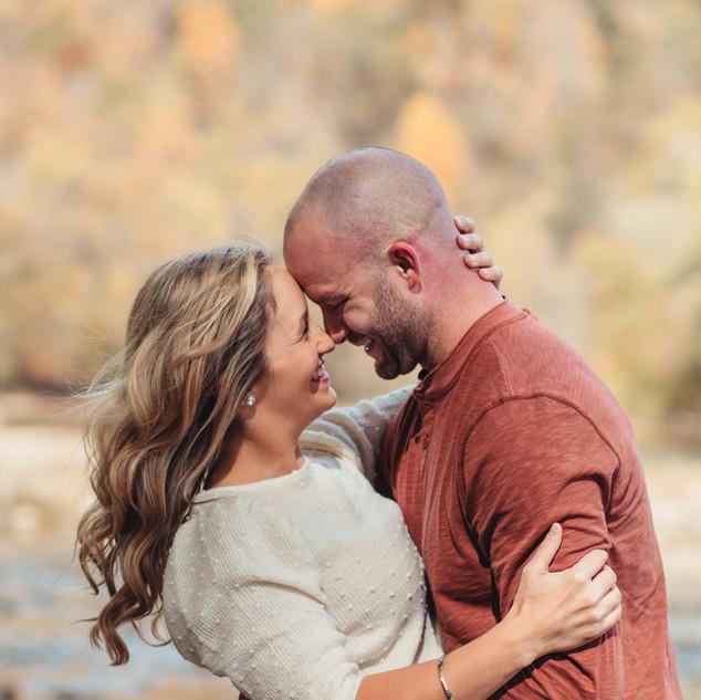 Cedar Creek Engagement Pittsburgh Wedding Photography
