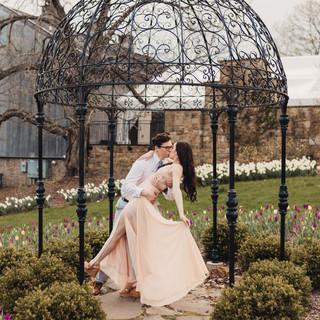 Pittsburgh Botanic Garden - Pittsburgh, Pennsylvania Wedding & Elopement Photographer