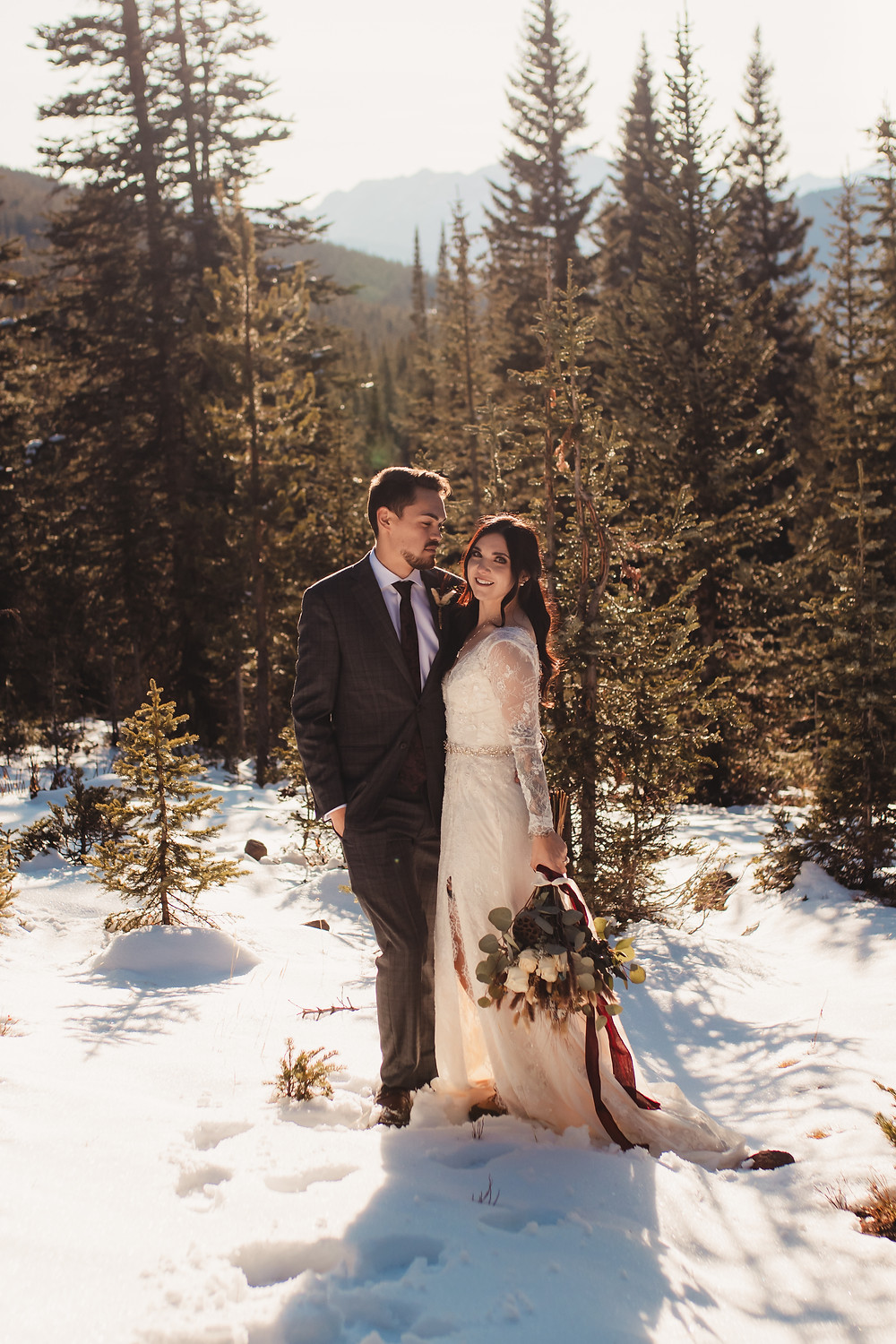 Elopement in the White River National Forest