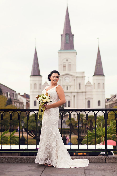 New Orleans Wedding and Elopement Photographer - Wild North Weddings