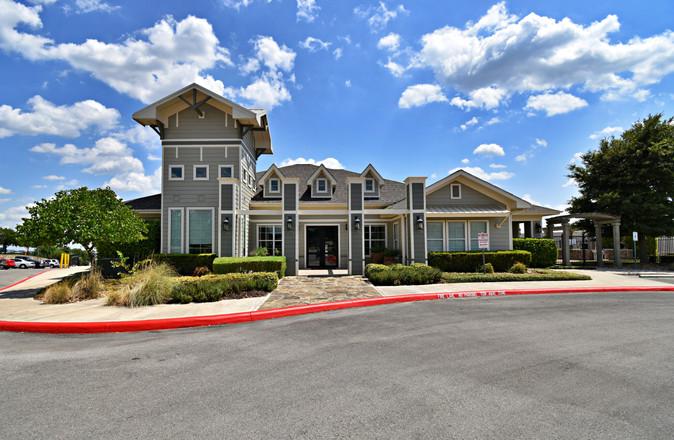 Real Estate Photo Main Building