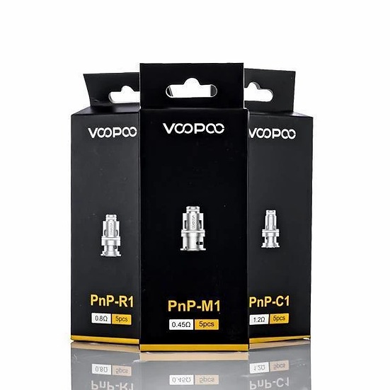 Drag Baby Trio/Vinci Replacement Coils By VooPoo