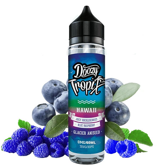 Doozy Tropix - Hawaii 50ml Shortfill