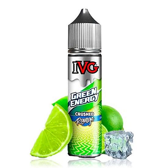 IVG Crushed - Green Energy 50ml Shortfill